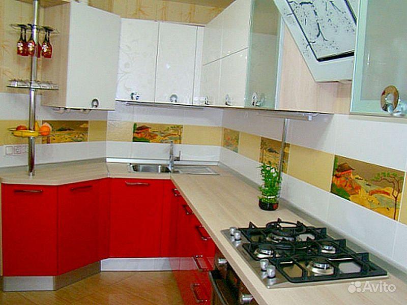 Реальные кухни интерьер фото