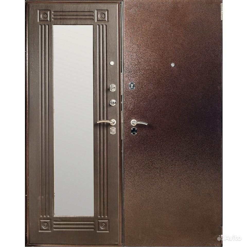 гарантия на напыление металлической двери