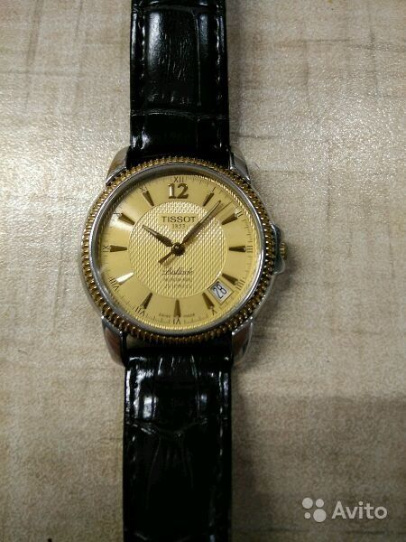 Tissot ballade automatic 25 jewel