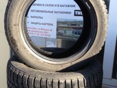 Продам шины 205x55R16(bridgestone ICE cruiser)