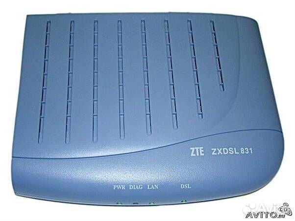 В продаже ZTE zxdsl 831 Комплект Стрим по лучшей цене c комментариями польз