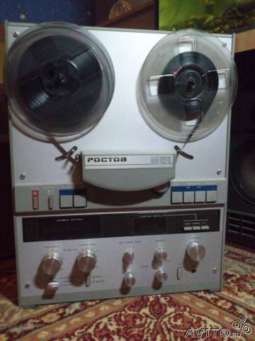 Магнитофон Ростов MK-112 С