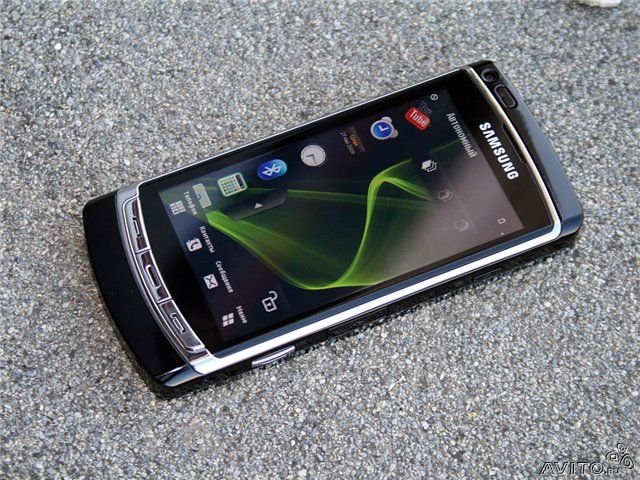 Объявление Samsung HD 8910 omnia (с фотографией). iPhone 4s 16