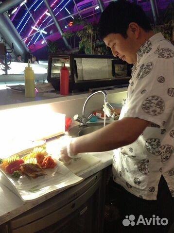 Описание вакансии * ресторан доставки суши якудза приглашает на постоянную работу повара сушиста
