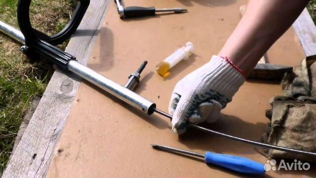 Stihl ремонт своими руками