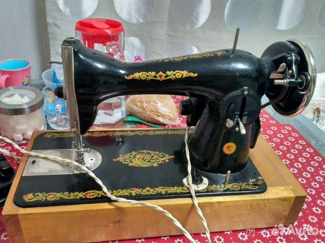 швейная машинка подольск шпуля