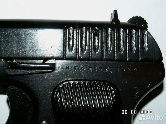 Номер объявления. продаётся сигнальный пистолет тт-с 1944 года .пистолет новый комплектация полная стволик толстый.