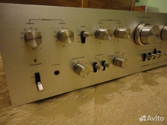 Усилитель pioneer SA-8500
