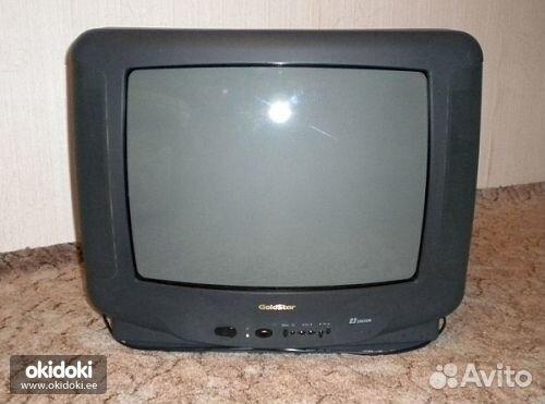 схема телевизора GOLDSTAR
