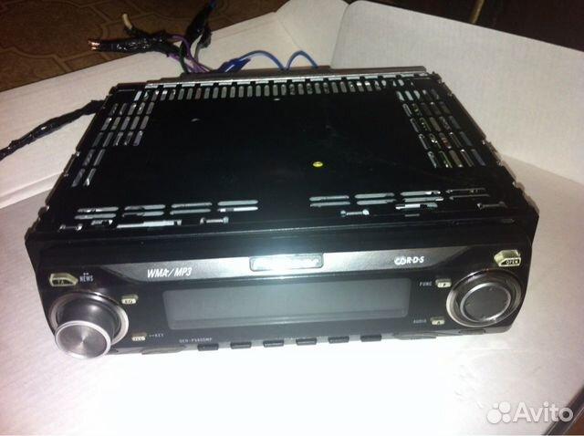 Pioneer den-p5800mp ,wma,cd