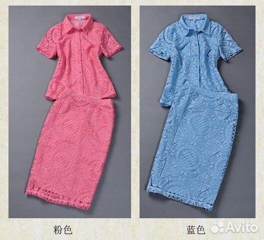 Юбки платья блузки кофта 4