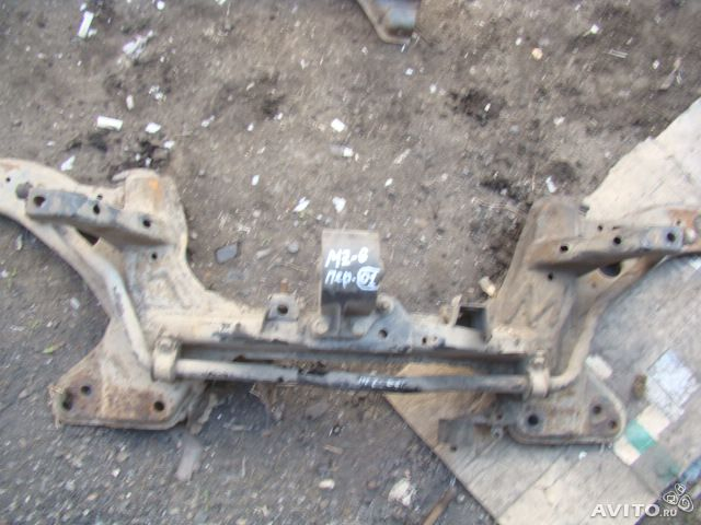 подвески б/у Mazda 6 02-07
