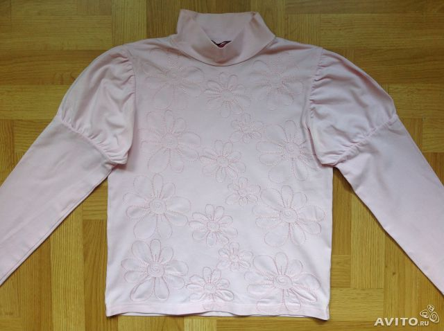 Водолазка Nevada Intimidea светло-розовый - купить