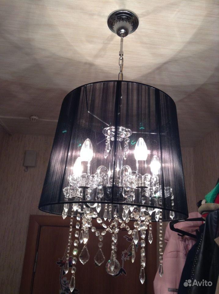 Хрустальные подвесные люстры евросвет, потолочные