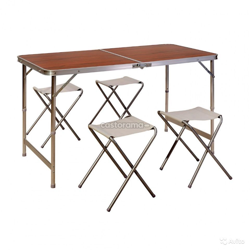 Раскладной стол и стулья для пикника  нижний новгород