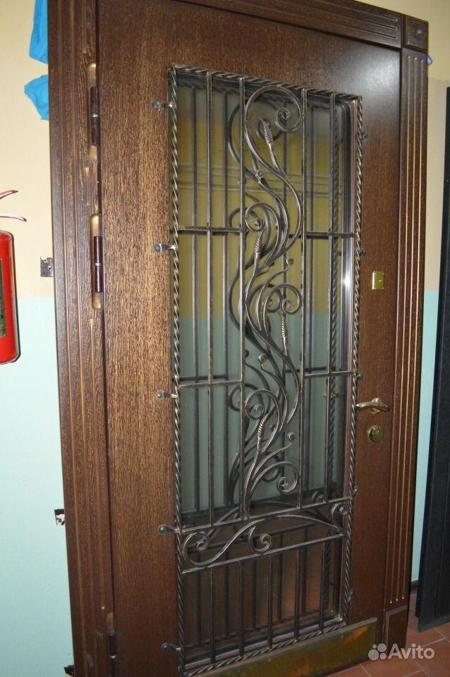 наружные стальные двери на заказ