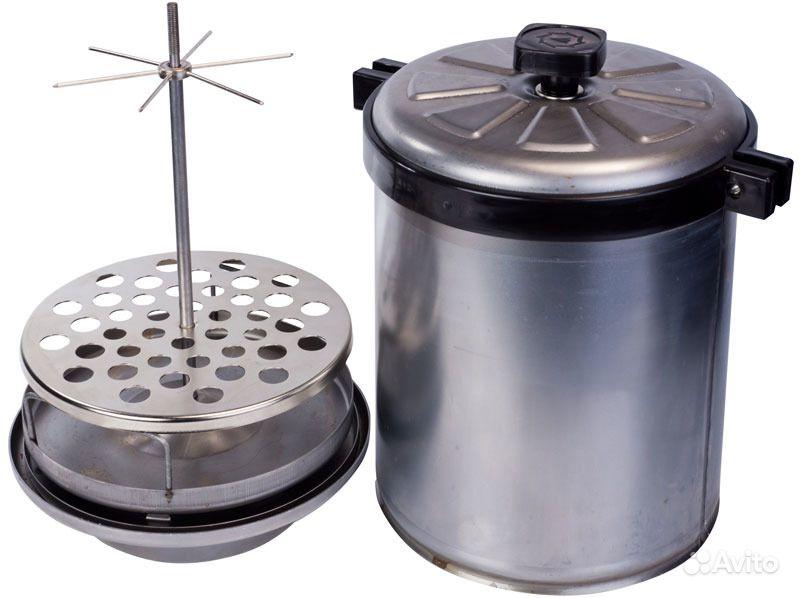 Домашняя коптильня горячего копчения купить цена купить самогонный аппарат с автоматической поддержкой температуры