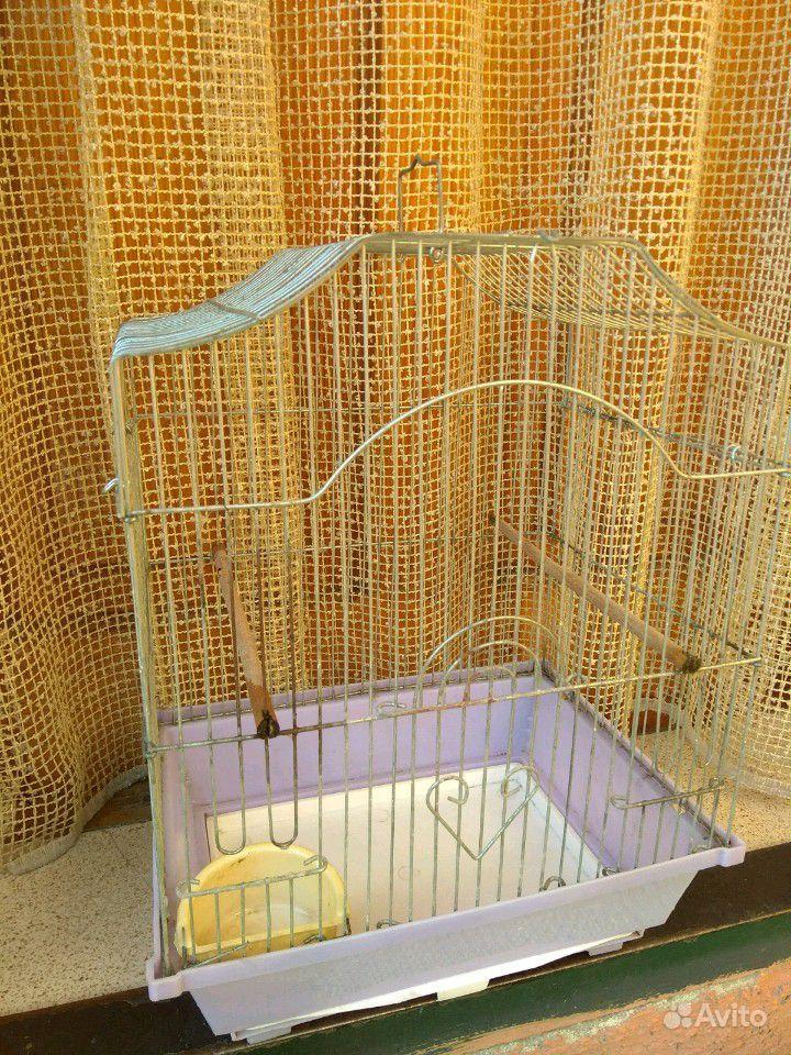 Клетка для птиц б/ у