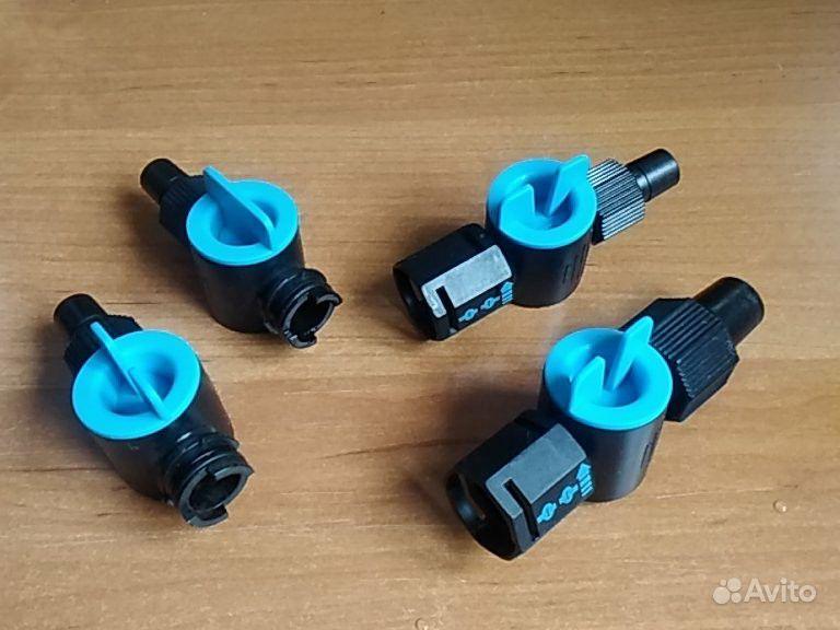 Краны для фильтра и губки eheim2215 купить на Зозу.ру - фотография № 2