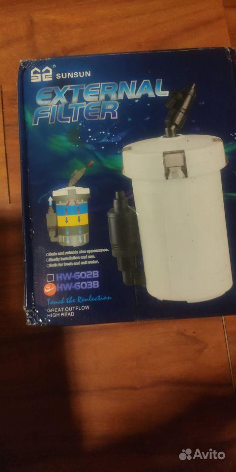 Внешний аквариумный фильтр купить на Зозу.ру - фотография № 1