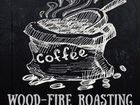 Кофе Wood-Fire Roasting Coffee 1kg