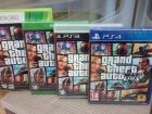 Grand Theft Auto GTA V PS4 PS3 Xbox One 360 Рус