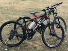 Электровелосипед Galaxy ml235, велосипед электро