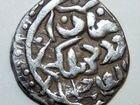 Серебряная монета хана Ордумелика Золотая Орда