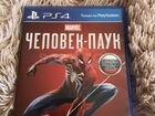 PS4 человек паук обмен