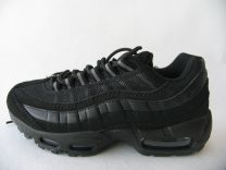 Кроссовки Nike Air Max 95 Черн. Серые Петельки 44 18fdd75b4c4