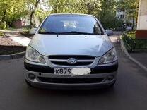 Hyundai Getz, 2008 г., Тула