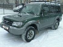 Hyundai Galloper, 2001 г., Ярославль