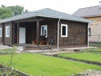 Дом 97 м² на участке 7.6 сот. — Дома, дачи, коттеджи в Тюмени