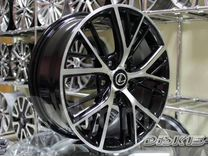 Новые литые диски R17 5x114.3 на Lexus Toyota