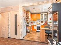 3-к квартира, 55.4 м², 1/5 эт.