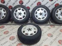 Комплект дисков Ромашки на Mercedes W140 R16
