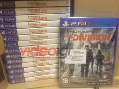 "Tom Clancy""s The Division (Русская версия)(PS4)"