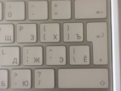 Клавиатура Apple Magic Keyboard MLA22RU/B lightnin