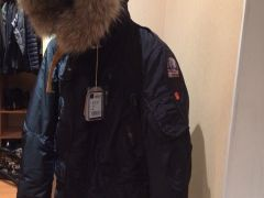 Parajumpers right hand.новая XL