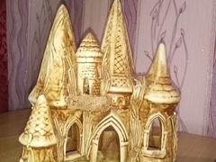 Аквариумный замок