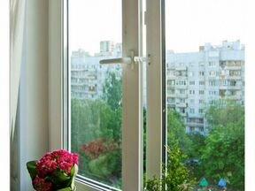 Окна и балконные рамы под ключ .качество.скидки, вид операци.