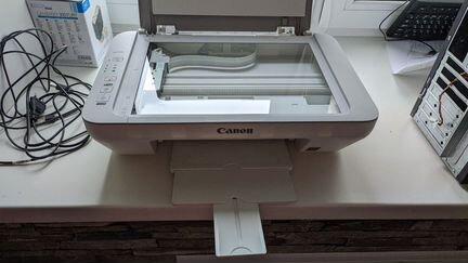 Принтер Canon Pixma MG2440 объявление продам