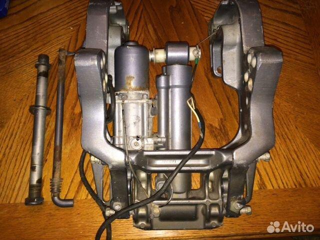 подъемник для лодочного мотора на авито