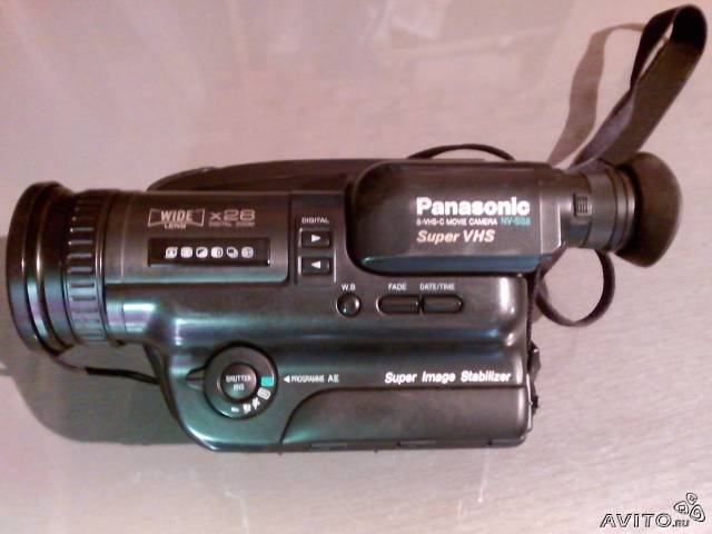 Panasonic NV-S88E