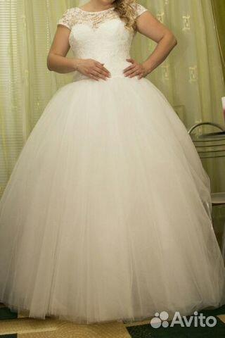 Свадебные платья на 54 размер фото