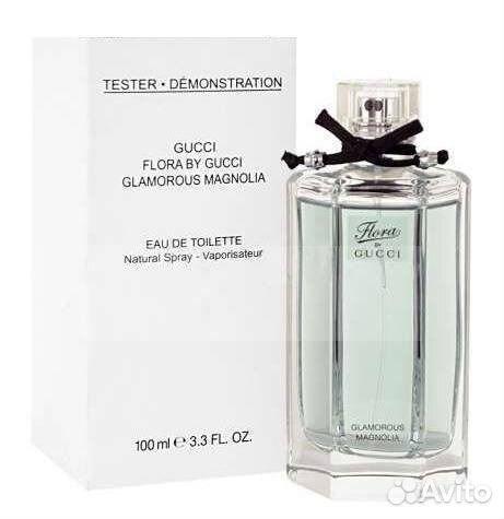 683b60e35cb Gucci flora BY gucci glamorous magnolia тестер - Личные вещи ...