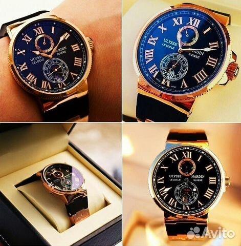 часы ulysse nardin подарок основном