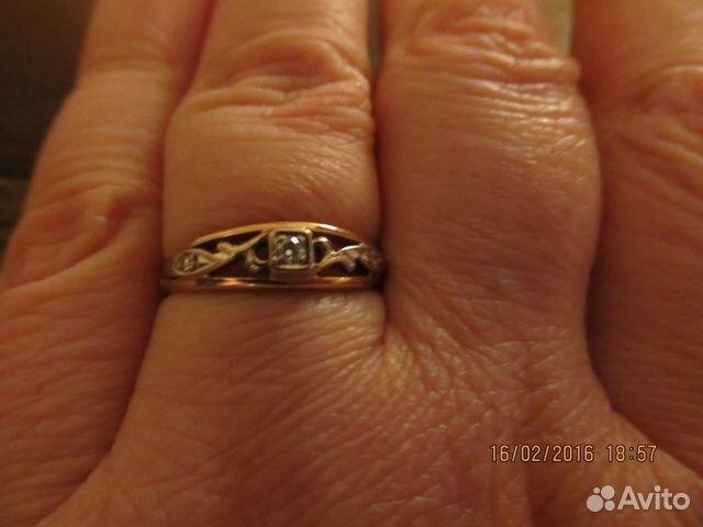 93dec23521f5 Кольцо с бриллиантами СССР   Festima.Ru - Мониторинг объявлений