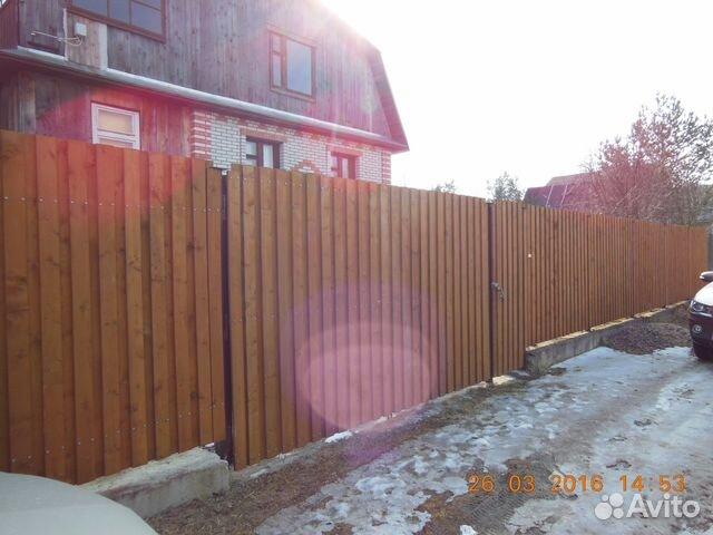 заборы ворота под ключ в всевложском районе