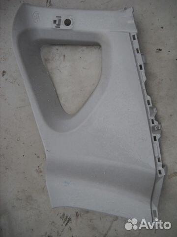 обшивка багажника toyota rav4 в спб